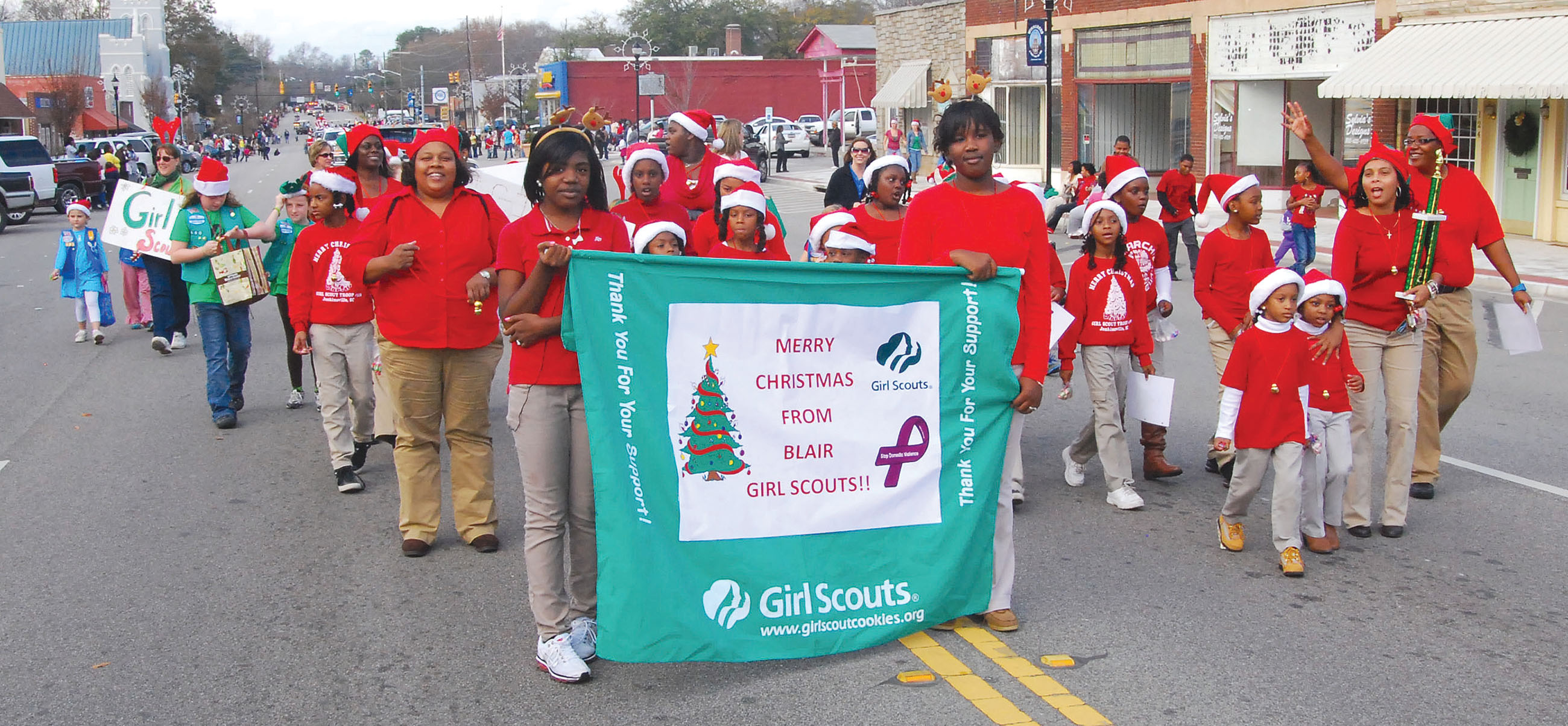 2012 Downtown Winnsboro Christmas Parade | The Independent