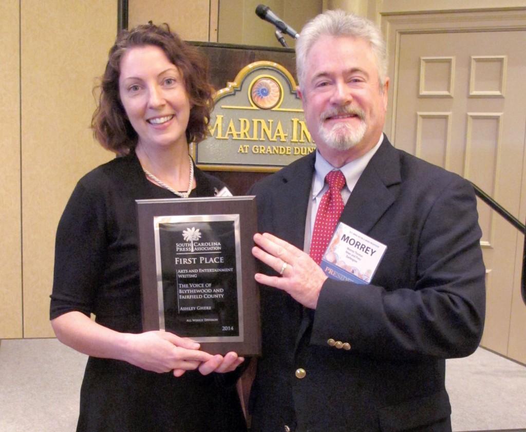 Ashley at SCPA awards thing copy