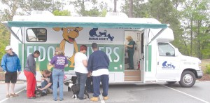 The Fido Fixer mobile clinic, sponsored by the Columbia Humane Society, will dock in Winnsboro July 30 where it will perform, by appointment, low-cost spay/neuter surgeries for dogs and cats. Other offerings will include vaccinations, microchips and heartworm tests.