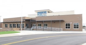 The new Fairfield County Career & Technology Center.
