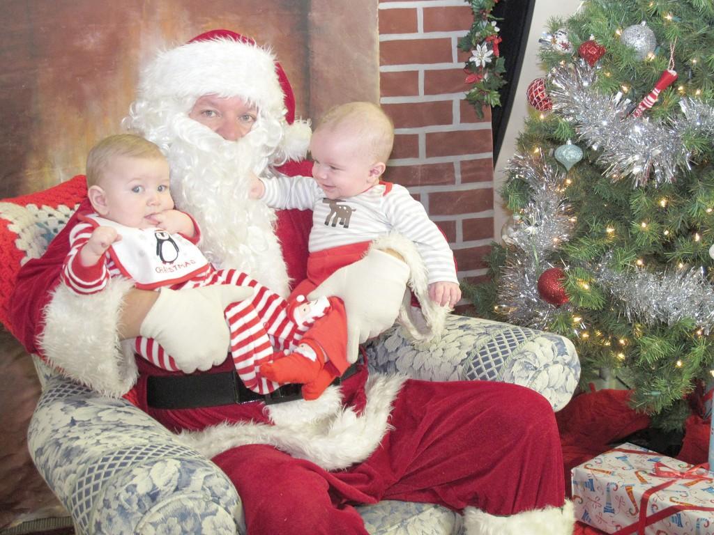 Santa & kids 2 copy