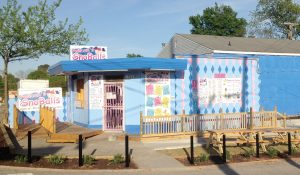 A Pelican SnoBalls stand in Forest Acres, similar to what franchise owners are looking to bring to Blythewood.