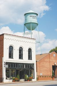 Council is seeking grant funds to replace its aging water tank.