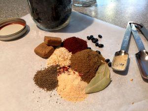 assemble-spices