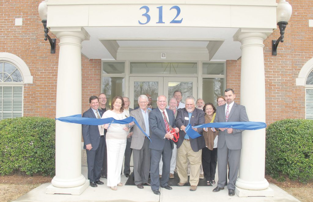 Palmetto Citizens ribbon cutting copy