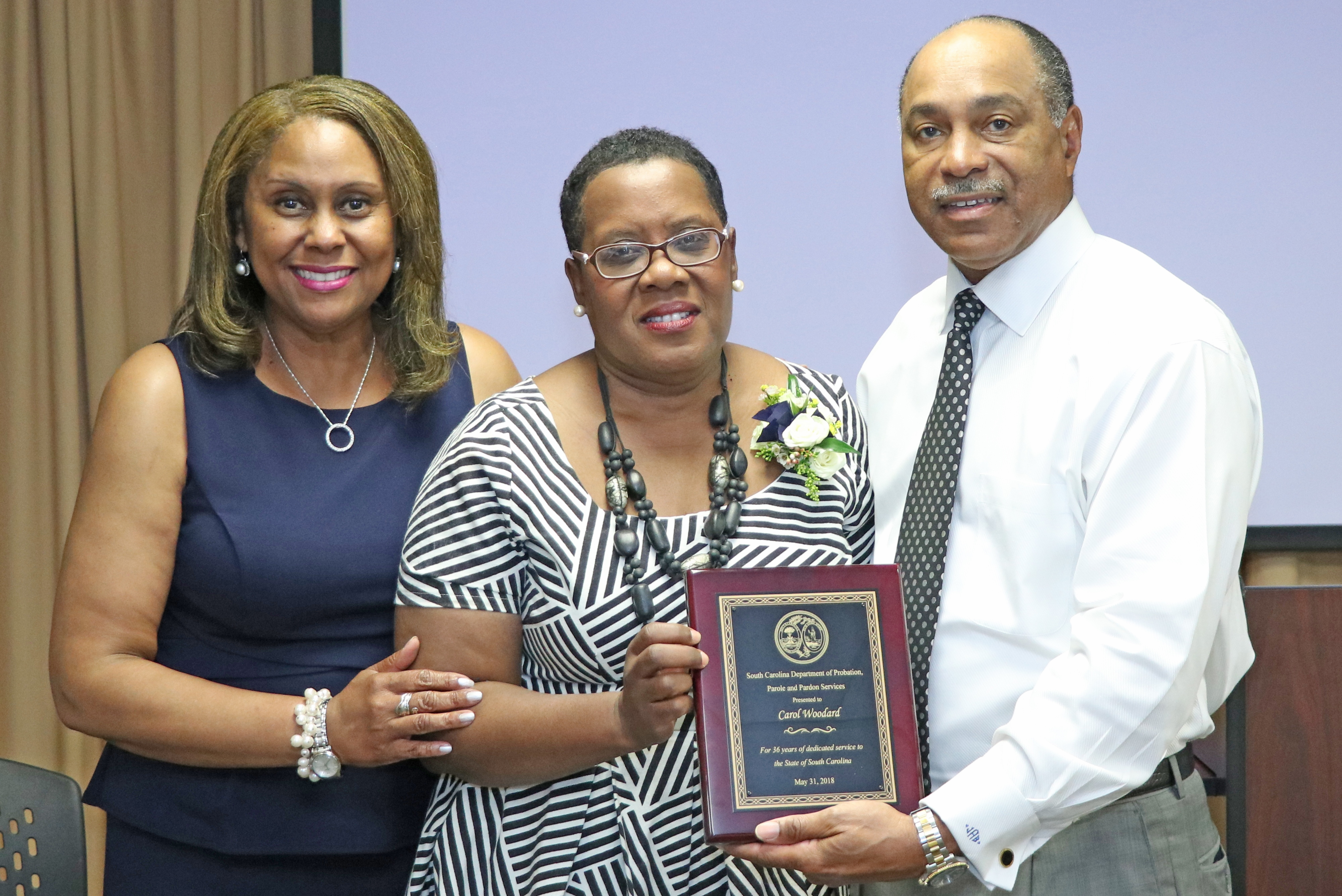 Woodard retires after 36 years | The Independent Voice of