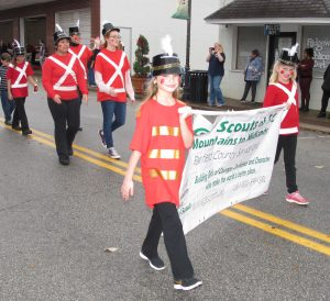 blythewood christmas parade 2020