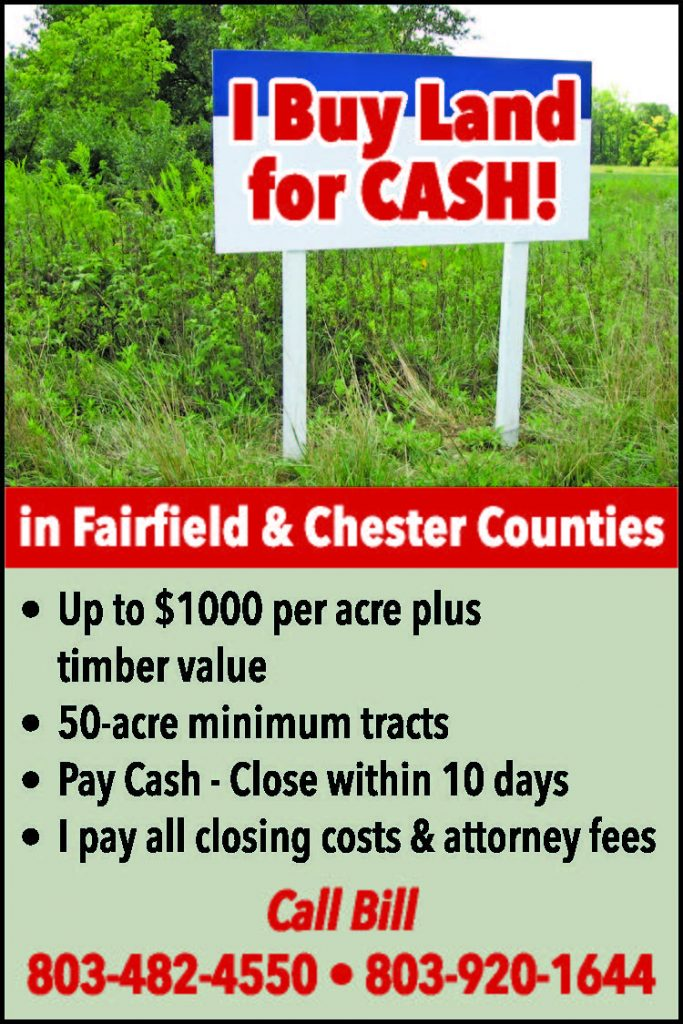 Land Buyer in Fairfield and Chester | The Independent Voice