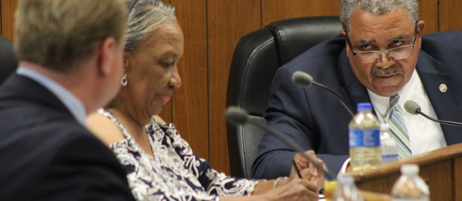 Video, documents contradict claims by council members Bell and Trapp