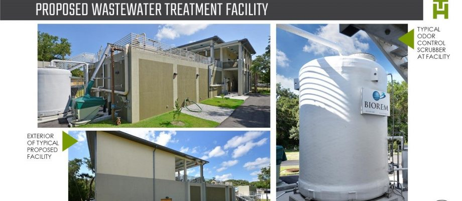 Wastewater treatment plant draws fire from residents