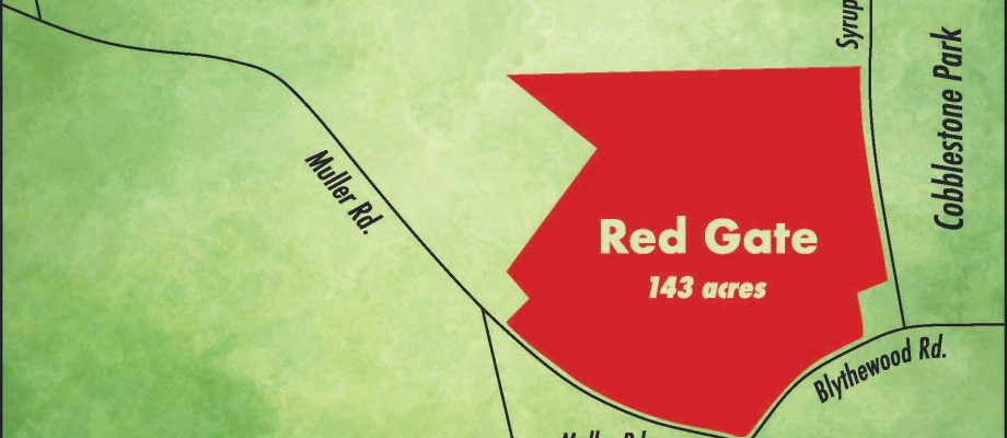 PC begins process to rezone Red Gate