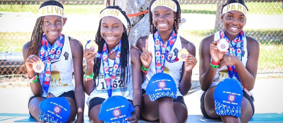BW students win national track competition
