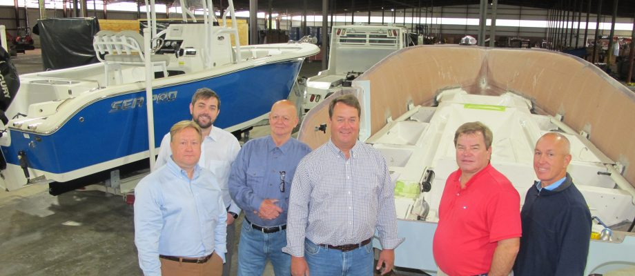 Sea Pro sells nationally, hires local