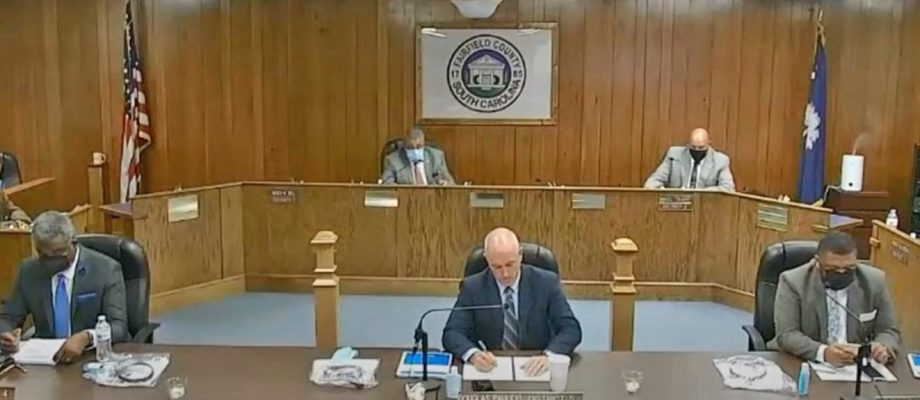 Monday night's County Council meeting open to public