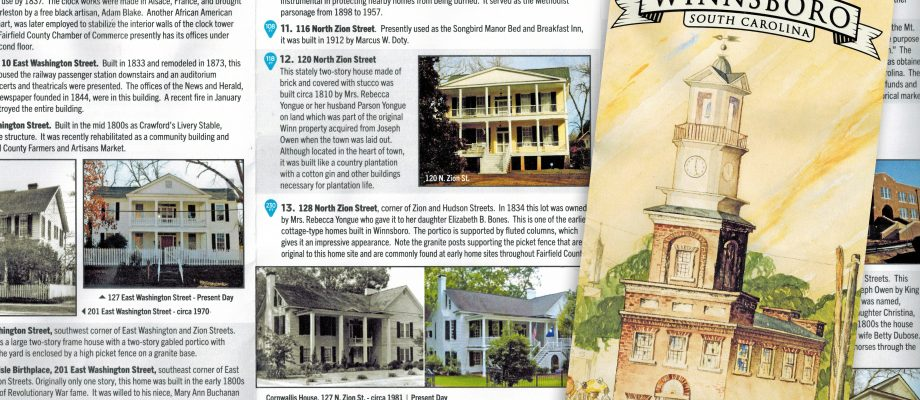 New walking tour guide includes town's history